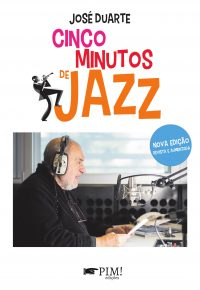 Capa Cinco Minutos de Jazz